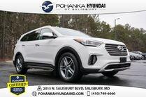 2017 Hyundai Santa Fe Limited Ultimate **ONE OWNER**