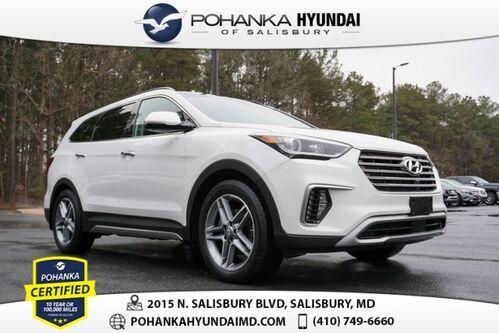 2017_Hyundai_Santa Fe_Limited Ultimate **ONE OWNER**_ Salisbury MD