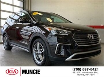 2017_Hyundai_Santa Fe_Limited Ultimate_ Richmond KY