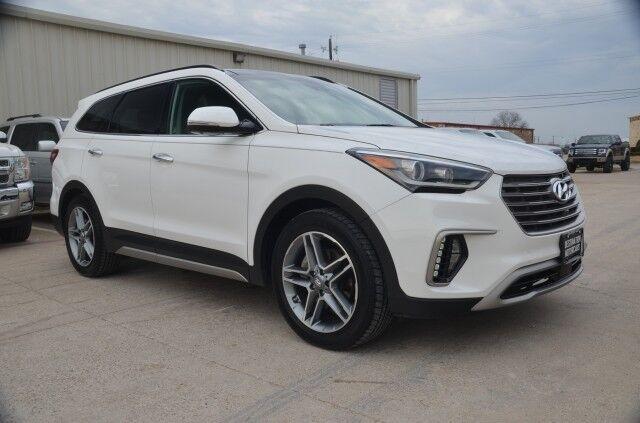 2017 Hyundai Santa Fe Limited Ultimate Wylie TX