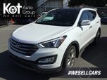 2017 Hyundai Santa Fe Luxury 2.4L One Owner! No Accidents