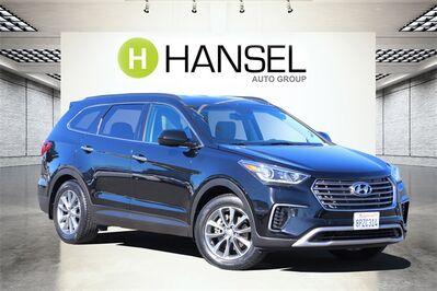 2017_Hyundai_Santa Fe_SE_ Santa Rosa CA