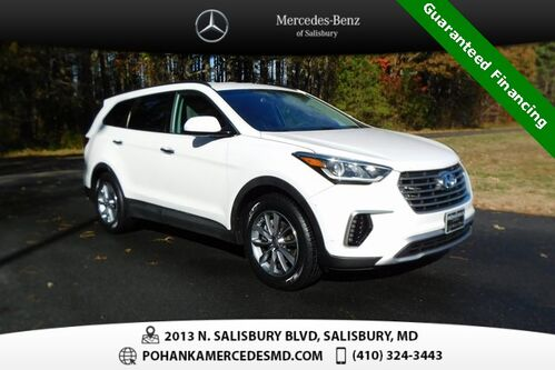 2017_Hyundai_Santa Fe_SE ** GUARANTEED FINANCING **_ Salisbury MD
