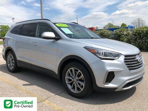 2017_Hyundai_Santa Fe_SE FWD_ Frankfort KY