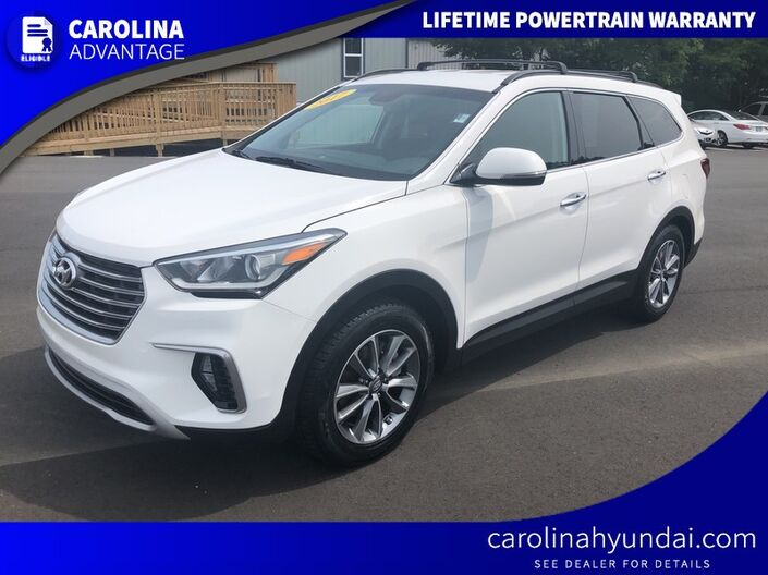 2017 Hyundai Santa Fe SE High Point NC