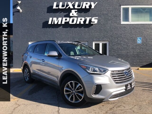 2017 Hyundai Santa Fe SE Leavenworth KS