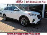 2017 Hyundai Santa Fe SE Ultimate AWD, Navigation, Rear-View Camera, Blind Spot Monitor, Infinity Surround Sound, Bluetooth Technology, Ventilated Leather Seats, 3RD Row Seats, Panorama Sunroof, !9-Inch Alloy Wheels,