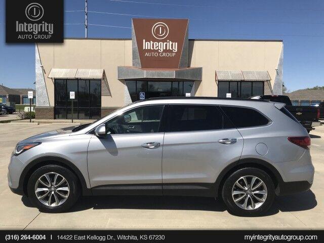 2017 Hyundai Santa Fe SE Wichita KS