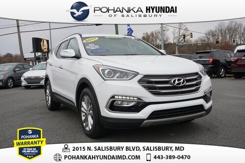 2017_Hyundai_Santa Fe Sport_2.0L Turbo **PERFECT MATCH**_ Salisbury MD