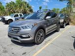 2017 Hyundai Santa Fe Sport 2.0L Turbo Ultimate Front-wheel Drive