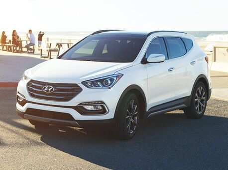 2017_Hyundai_Santa Fe Sport_2.0L Turbo Ultimate **ONE OWNER**_ Salisbury MD