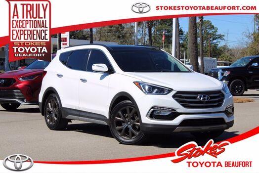 2017_Hyundai_Santa Fe Sport_2.0T Ultimate_ Aiken SC