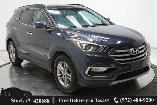 2017_Hyundai_Santa Fe Sport_2.4 BACK-UP CAMERA,17IN WHLS_ Plano TX