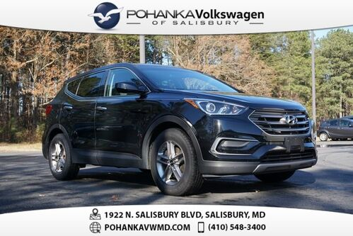 2017_Hyundai_Santa Fe Sport_2.4 Base ** GUARANTEED FINANCING ** 26+ MPG **_ Salisbury MD