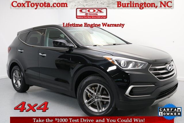 2017 Hyundai Santa Fe Sport 2.4 Base Burlington NC