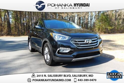 2017_Hyundai_Santa Fe Sport_2.4 Base **ONE OWNER**_ Salisbury MD