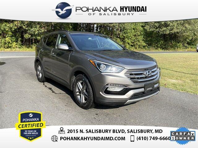 2017 Hyundai Santa Fe Sport 2.4 Base **ONE OWNER** Salisbury MD