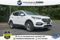 2017 Hyundai Santa Fe Sport 2.4 Base **ONE OWNER**