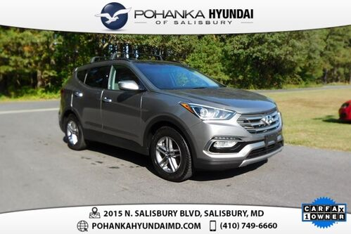 2017_Hyundai_Santa Fe Sport_2.4 Base **ONE OWNER**BACK UP CAM**HYUNDAI CERTIFIED**_ Salisbury MD