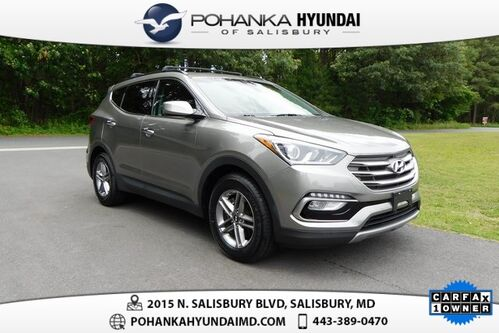 2017_Hyundai_Santa Fe Sport_2.4 Base **ONE OWNER**CERTIFIED**_ Salisbury MD