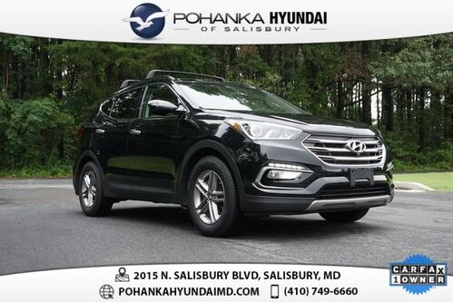 2017_Hyundai_Santa Fe Sport_2.4 Base **ONE OWNER**TEST DRIVE TODAY**_ Salisbury MD