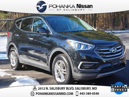 2017_Hyundai_Santa Fe Sport_2.4 Base_ Salisbury MD