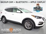 2017 Hyundai Santa Fe Sport 2.4L *BACKUP-CAMERA, TOUCH SCREEN, STEERING WHEEL CONTROLS, CRUISE CONTROL, ALLOY WHEELS, BLUETOOTH AUDIO, APPLE CARPLAY