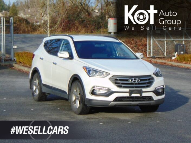 2017 Hyundai Santa Fe Sport FWD 4dr 2.4L Premium Kelowna BC