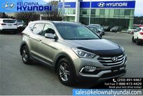 Hyundai Santa Fe Sport Luxury Bluetooth/ Heated steering wheel 2017