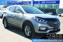Hyundai Santa Fe Sport Luxury Push button start, Back up cam, Leather, Sunroof 2017