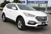 2017 Hyundai Santa Fe Sport Premium heated seats, Backup camera