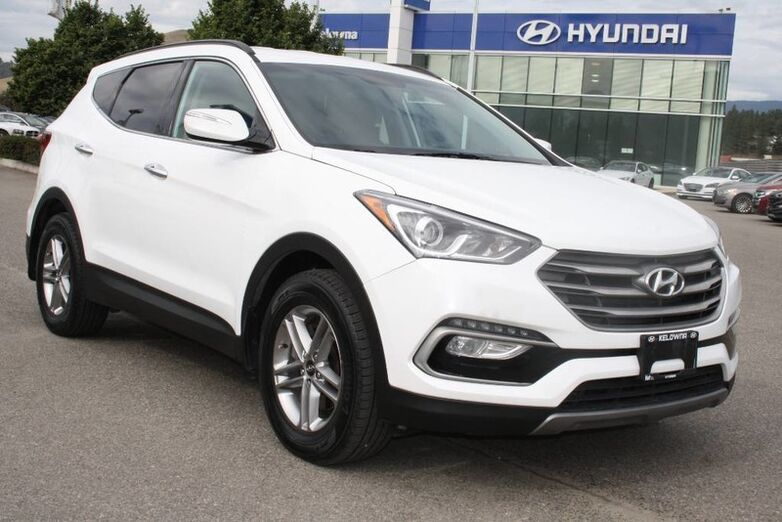 2017 Hyundai Santa Fe Sport Premium heated seats, Backup camera Kelowna BC