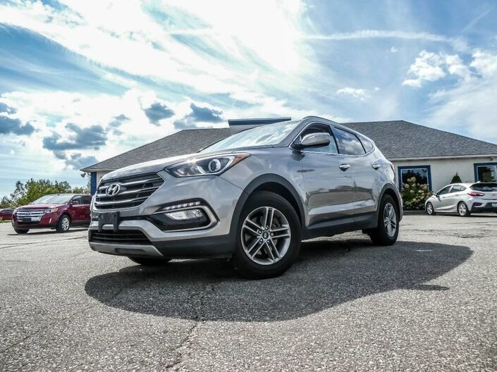2017 Hyundai Santa Fe Sport SPORT TURBO- AWD- REMOTE START- FRONT/ REAR HEATED SEATS Essex ON