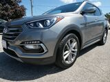 2017 Hyundai Santa Fe Sport Ultimate Navigation Cooled Seats Panoramic Roof Essex ON