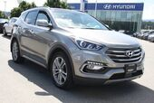 2017 Hyundai Santa Fe Sport Ultimate One owner No accident