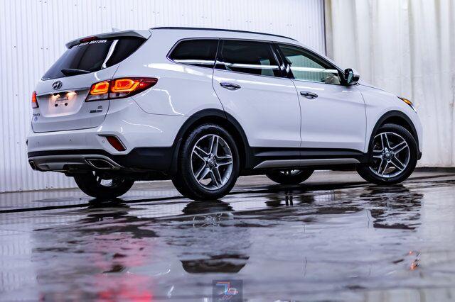 2017 Hyundai Santa Fe XL AWD Ultimate Leather Roof Nav Red Deer AB