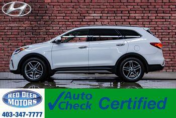 2017_Hyundai_Santa Fe XL_AWD Ultimate Leather Roof Nav_ Red Deer AB