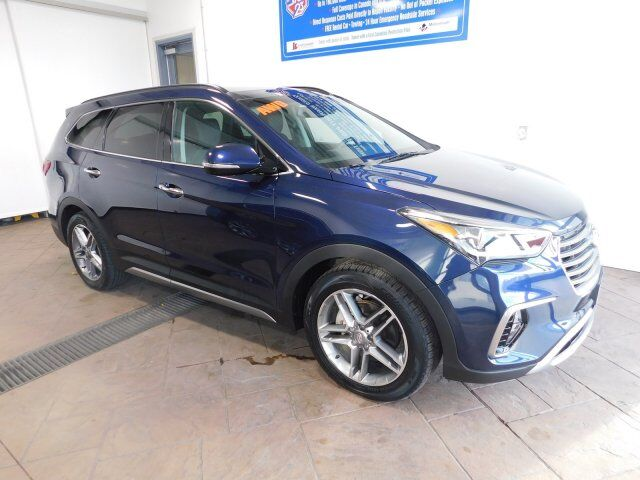 2017 Hyundai Santa Fe XL LIMITED ULTIMATE AWD LEATHER NAVI SUNROOF Listowel ON