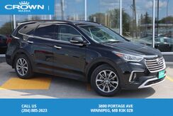 2017_Hyundai_Santa Fe XL_Limited **Warranty Remaining/Lease Return/Local Vehicle**_ Winnipeg MB