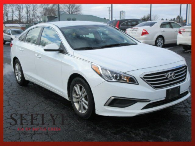 2017 Hyundai Sonata 2.4L Battle Creek MI