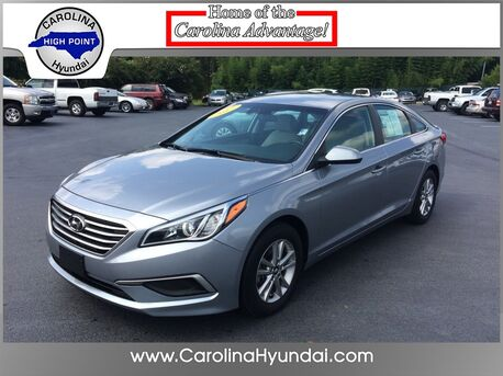 2017_Hyundai_Sonata_2.4L_ High Point NC