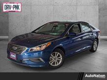 2017_Hyundai_Sonata_2.4L_ Houston TX
