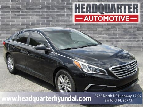 2017_Hyundai_Sonata_2.4L_ Orlando FL