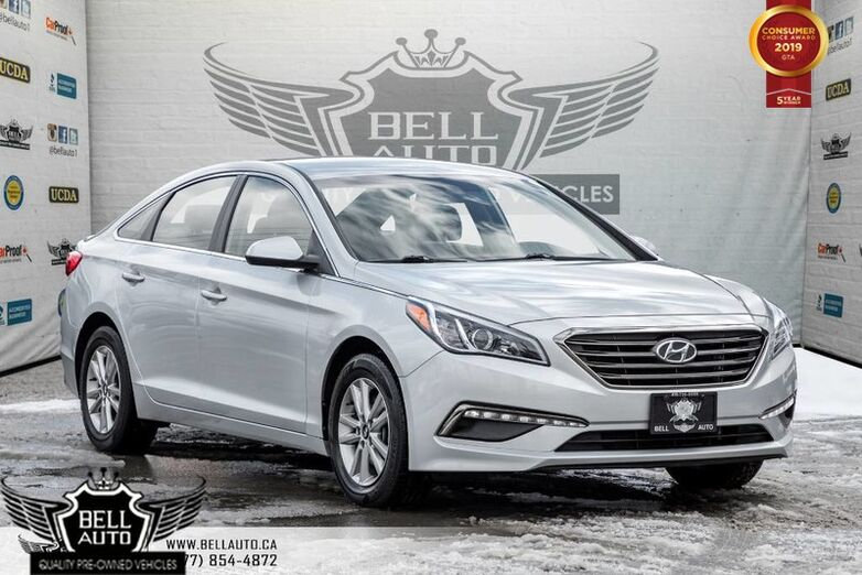 2017 Hyundai Sonata 2.4L Sport Tech, BACK-UP CAM, BLUETOOTH, HEATED SEATS Toronto ON