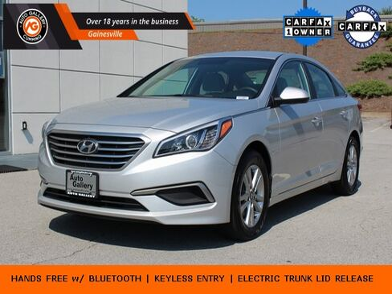 2017_Hyundai_Sonata_Base_ Gainesville GA