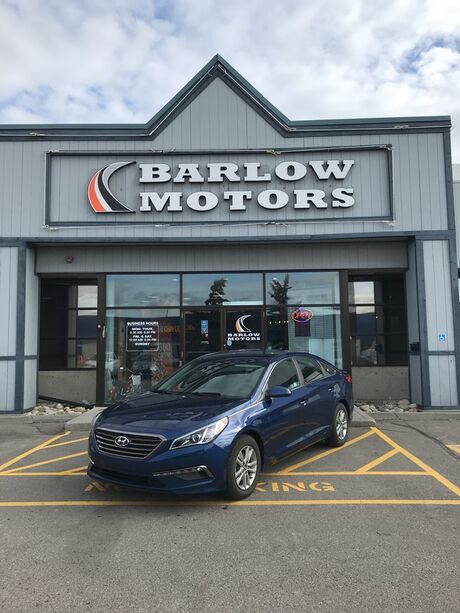 2017 Hyundai Sonata GL Auto Power Windows Locks Calgary AB