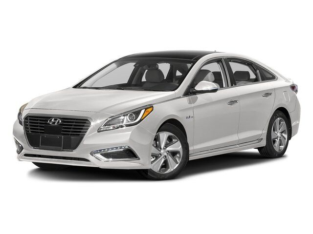 2017 Hyundai Sonata Hybrid Limited El Paso TX