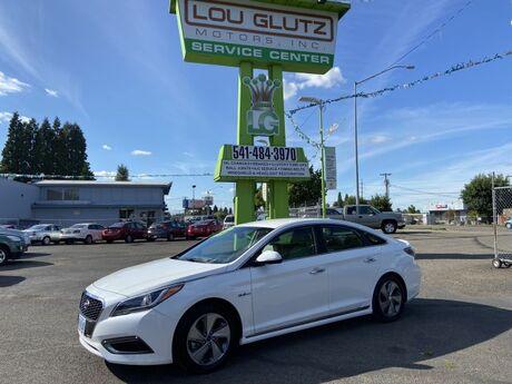 2017 Hyundai Sonata Hybrid Limited Eugene OR