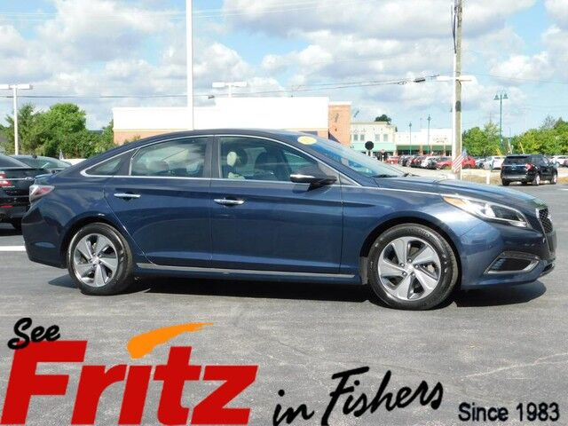 2017 Hyundai Sonata Hybrid Limited Fishers IN