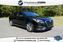 2017 Hyundai Sonata Hybrid Limited **ONE OWNER**NICE TRADE**CERTIFIED**